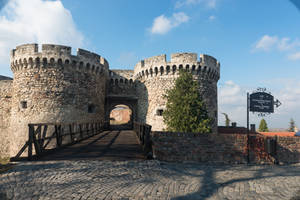 Heroic Serbia - Kalemegdan fortress by Rikitza