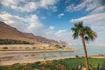 our Israel - window open to the Dead Sea by Rikitza