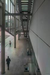 geometry at Tallinn mall by Rikitza
