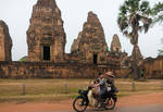 Khmer imperium - passing-by monument Unesco