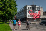 Kaunas people and art