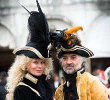 fascinating Venice - carnival 2019 - 4 by Rikitza