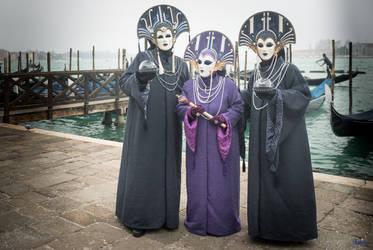 fascinating Venice - carnival 2019 - 19 by Rikitza
