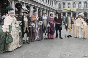 fascinating Venice - carnival 2019 - 24 by Rikitza