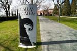 Maria Callas at Sirmione by Rikitza