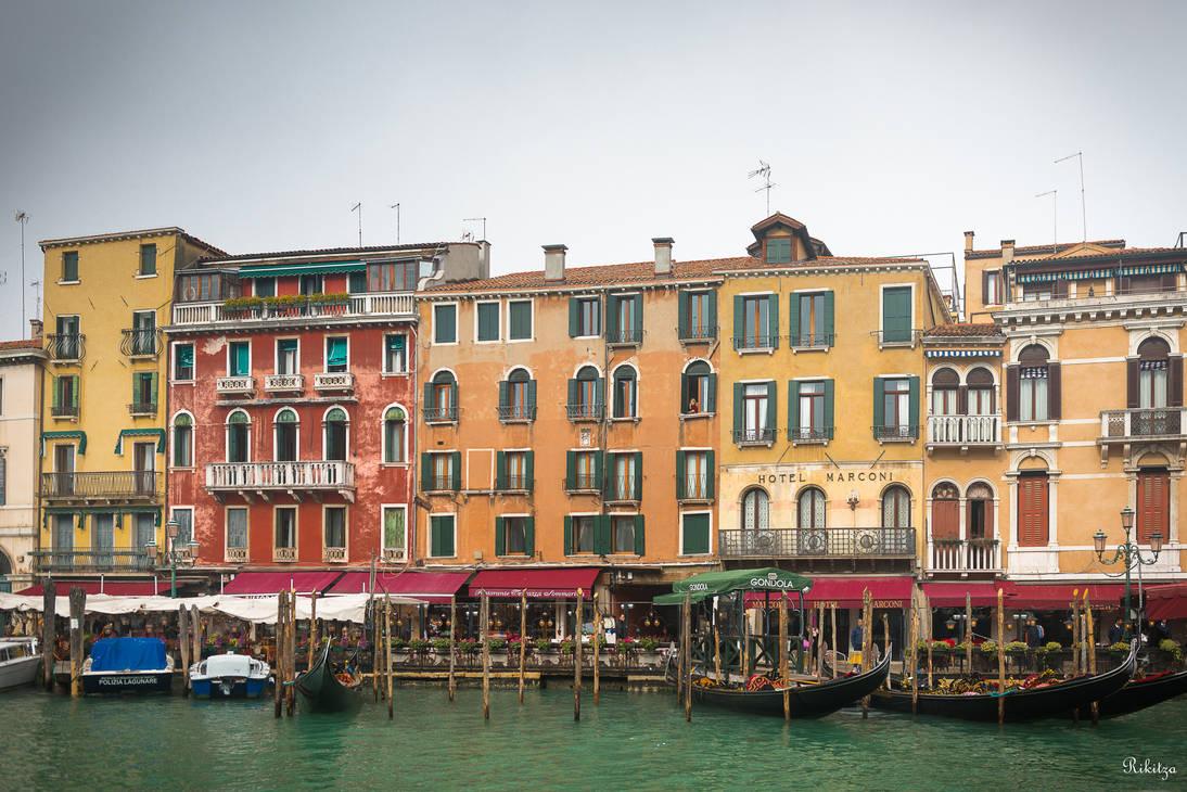 fascinating Venice - Hotel Marconi by Rikitza on DeviantArt