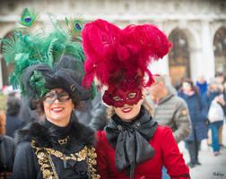 fascinating Venice - carnival 2019 - 16 by Rikitza