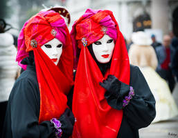 fascinating Venice - carnival 2019 - 15 by Rikitza