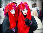fascinating Venice - carnival 2019 - 15 by Rikitza