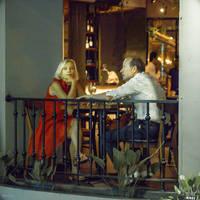 Vietnam - sharing a glass of wine - update