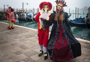 fascinating Venice - carnival 2019 - 17 by Rikitza