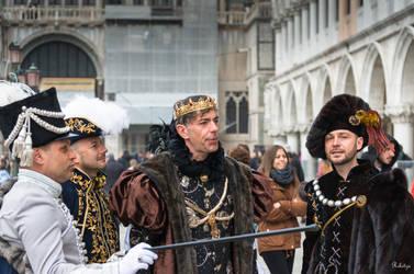 fascinating Venice - carnival 2019 - 20 by Rikitza