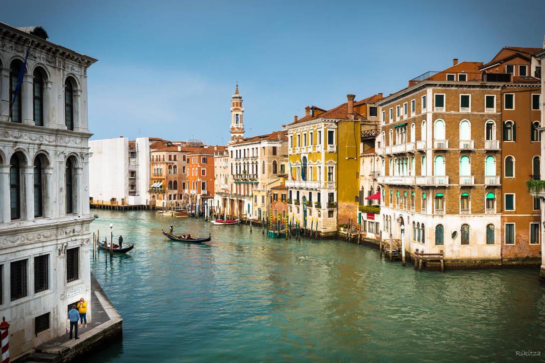fascinating Venice - remembering Venice by Rikitza