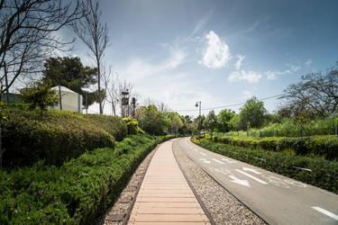 Eternal Jerusalem - trail park by Rikitza