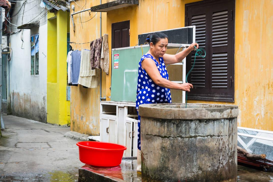 good morning Vietnam - daily life by Rikitza