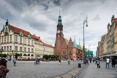 Wroclaw - another view by Rikitza