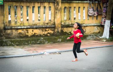 good morning Vietnam - Napalm girl by Rikitza