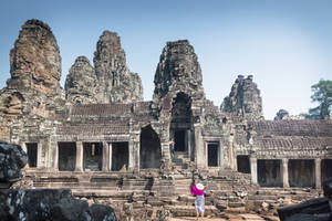 Khmer imperium - memories from Angkor by Rikitza