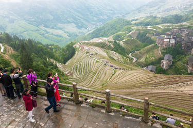 surprising China - Rice fields for ever by Rikitza