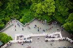 surprising China - looking down at Hangzhou by Rikitza
