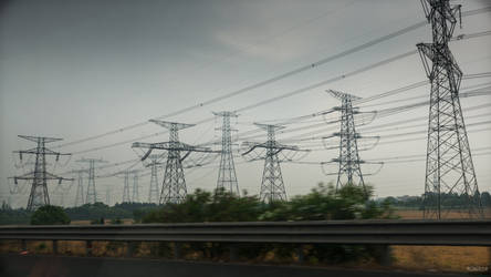 surprising China - electricity by Rikitza