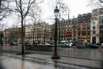 Paris city of lights -Boulevard looking for people by Rikitza