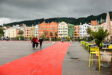 good taste Austria - the red carpet