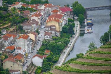 sweet Portugal - bridge on the Douro