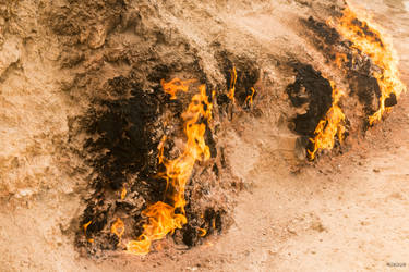 the land of Eternal fire - Yanar Dag to Tahir