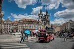Czech paradise - Prague - another view