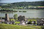 along the Rhein - look over