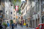 day in Chambery - Savoie