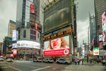 red nose in Manhattan by Rikitza