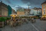 Riga - evening memories