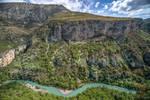 one last glance towards the Verdon canyon by Rikitza
