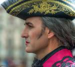 the man in Venice by Rikitza