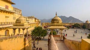 Incredible India - Jaipur amber