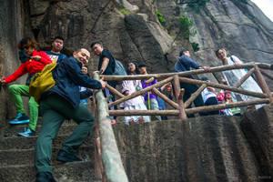 surprising China - friendly locals