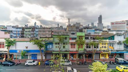 stratification in Bangkok by Rikitza