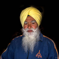 Incredible India -The wise man in Amritsar