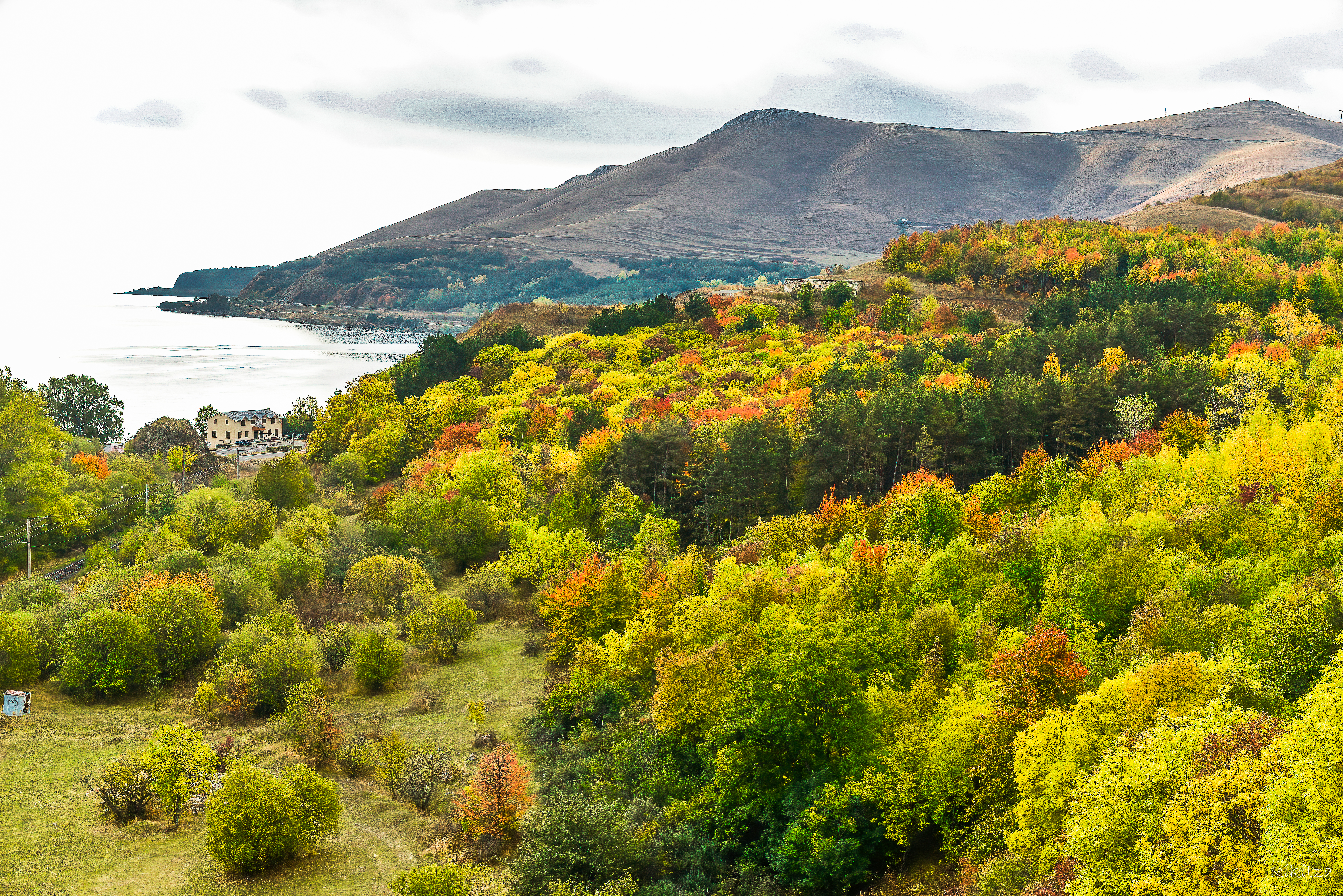 Autumn in Armenia