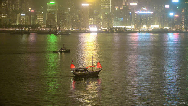 reflections in HK