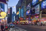 Corona - yet to come to Manhattan