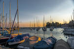evening preparation at Morges