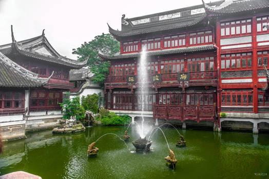 Architecture In Park
