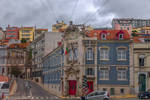 sweet Portugal - old buildings in Coimbra