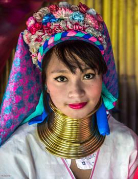 Thai local beauty