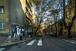 street supervisor in Belgrade