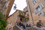 visiting a village in Provence