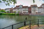 a corner in Strasbourg